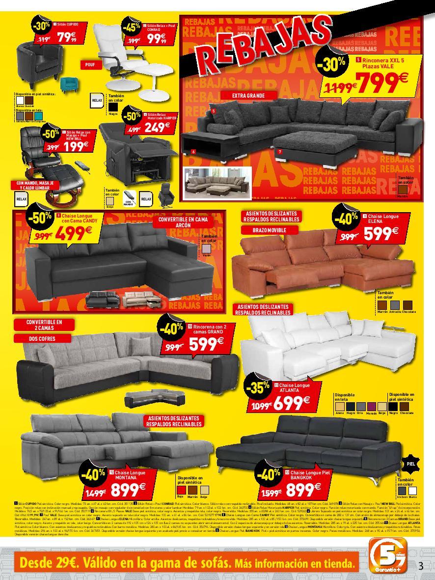 Conforama ofertas julio 2015 page 003 for Cama canguro conforama