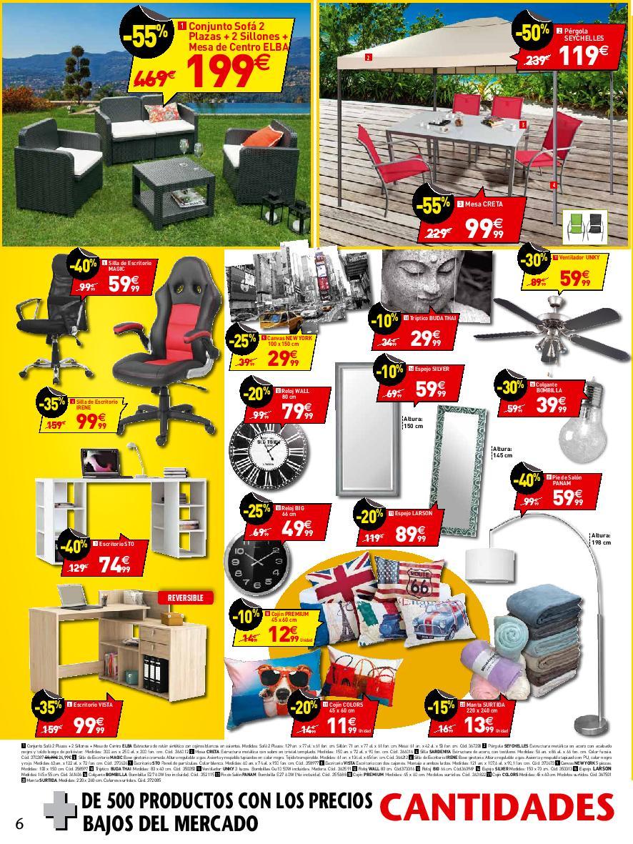 Conforama ofertas julio 2015 page 006 - Rebajas conforama 2015 ...
