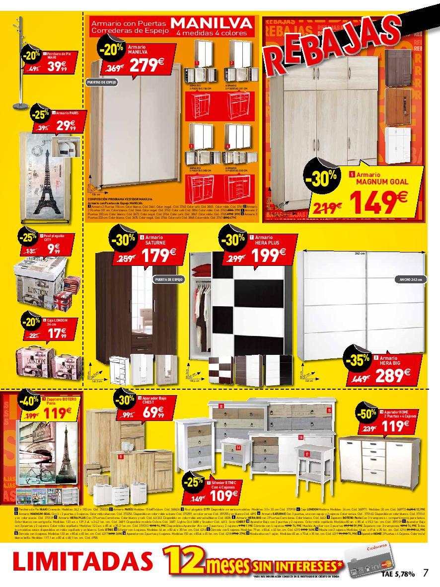 Conforama ofertas julio 2015 page 007 - Rebajas conforama 2015 ...