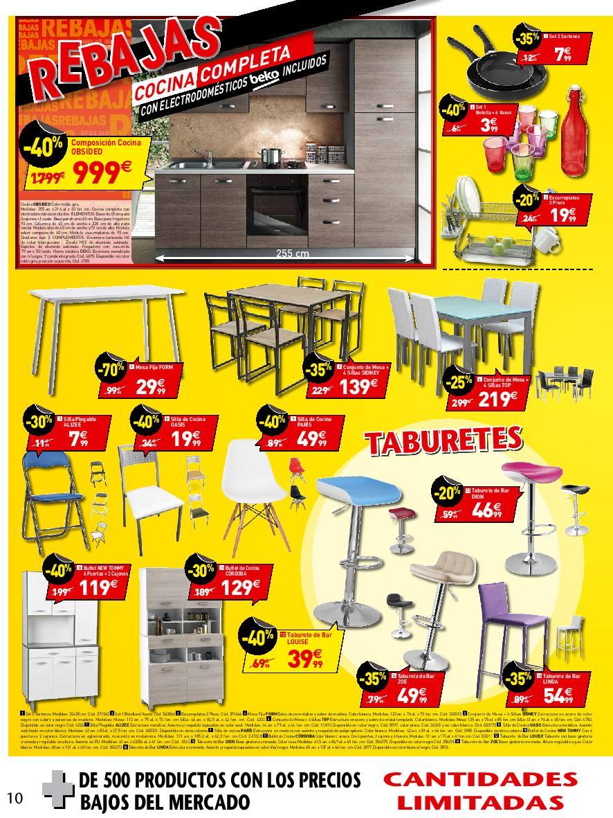 Conforama ofertas julio 2015 page 010 - Rebajas conforama 2015 ...
