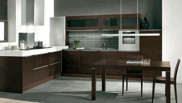 Modelo Cocinas Modernas. Beautiful Despensa Cocinas Pequeas With ...