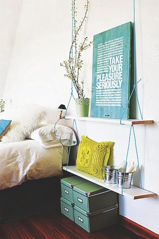 repisas-madera-colgantes-dormitorio