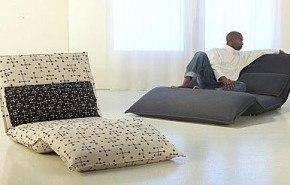 Tattomi, sillón cama minimalista