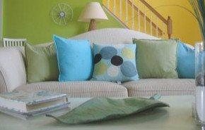 Ideas económicas para renovar tu salón