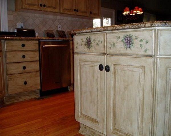 Cocinas baratas muebles de cocina baratos - Pintar muebles de cocina ...