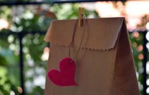 DIY ¿Cómo hacer bolsas de papel kraft?