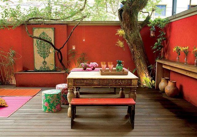 m s de 100 fotos de decoraci n de terrazas y balcones