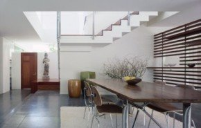 La casa Ehrlich, diseñada por John Friedman Alice Kimm