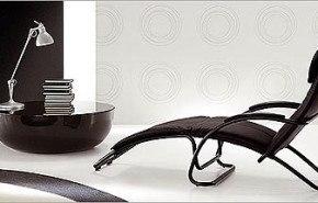 Silla reclinable de Bonaldo