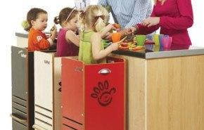 FunPod: diversión y seguridad en la cocina