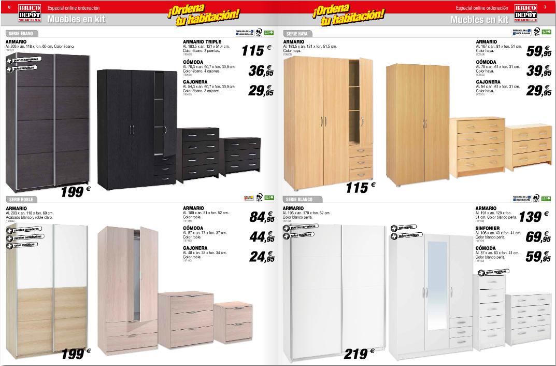 Brico depot orden juegos armarios - Puertas de armarios de cocina en brico depot ...