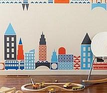 Más vinilos decorativos para el dormitorio infantil