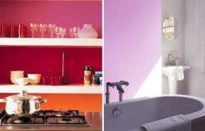 Última tendencia en decoración: agregar toques de color a los ambientes
