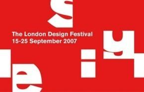 London Design Festival del 15 al 25 de setiembre
