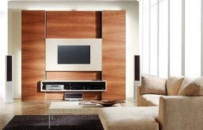 Muebles multimedia de Skloib WohnDesign