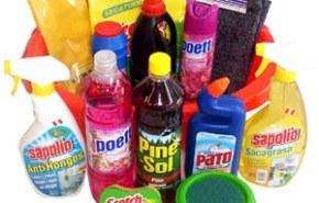 Cómo guardar los productos de limpieza sin riesgos
