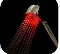 Color Shower: la temperatura del agua ahora se puede ver