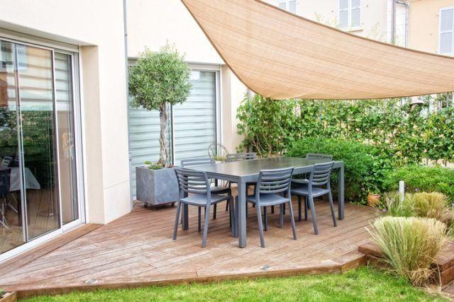 Catalogo bricorama junio aire libre terraza moderna con mesa