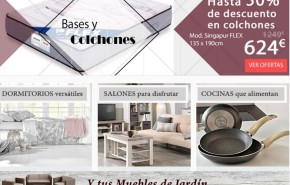 Catálogo de Muebles Carrefour 2016