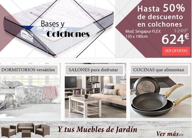 Cat logo de muebles carrefour 2018 - Muebles yecla catalogo ...