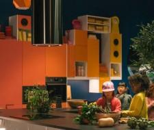 Una cocina de IKEA diseñada por niños