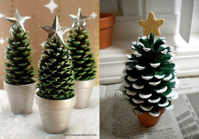 Tree-of-christmas-recycled-with-pine