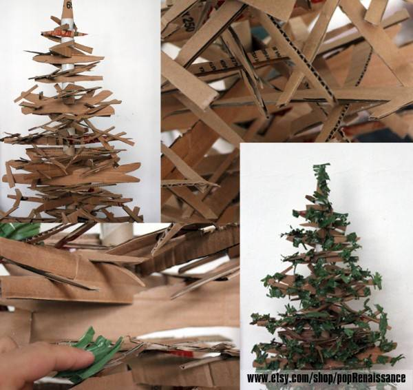 Tree-of-christmas-recycled-made-with-waste-material