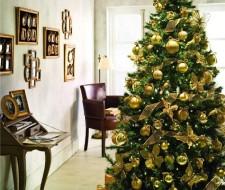 rboles de navidad decorados originales y caseros tendencias