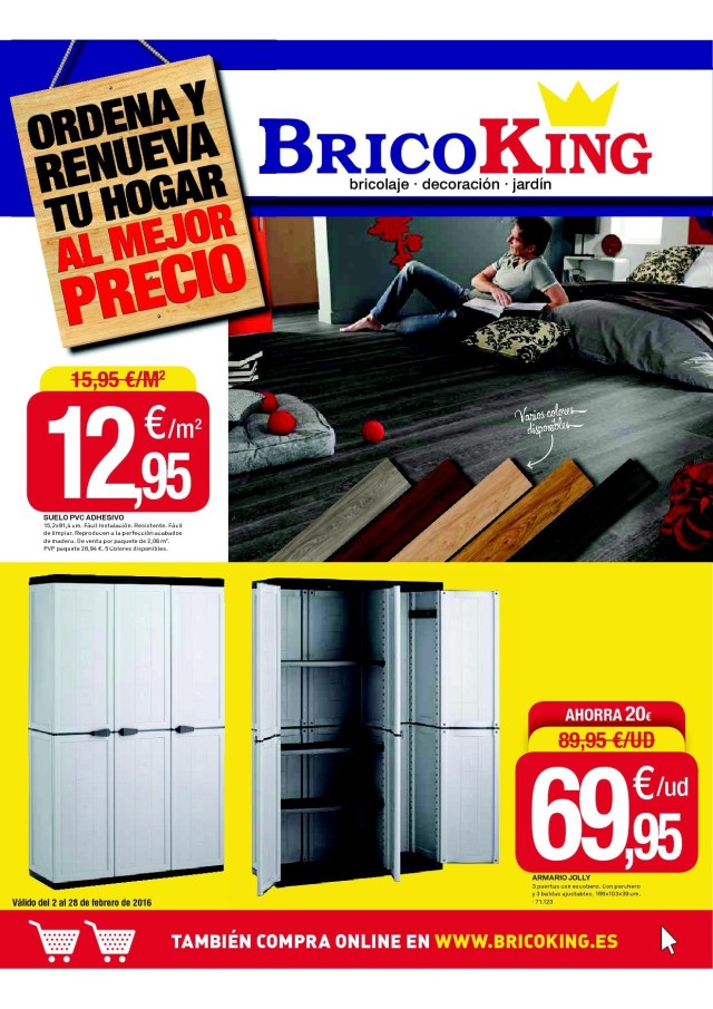 catalogo bricoking 20161