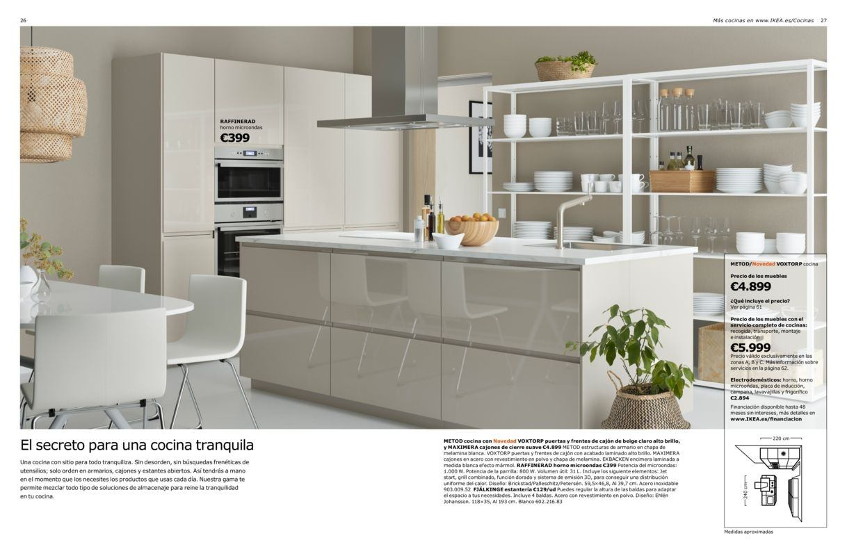 Catalogo ikea cocinas 2017 14 for Catalogo cocinas pequenas