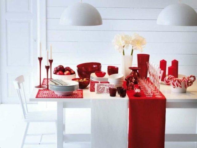 centros-de-mesa-navidenos-blanco-y-rojo