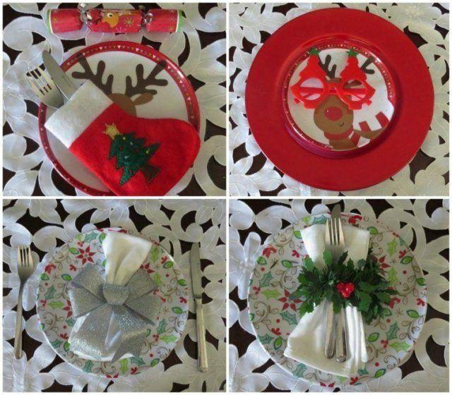 centros-de-mesa-navidenos-diferentes-platos