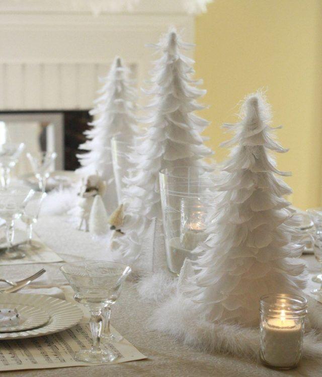 centros-de-mesa-navidenos-plumas-blancas