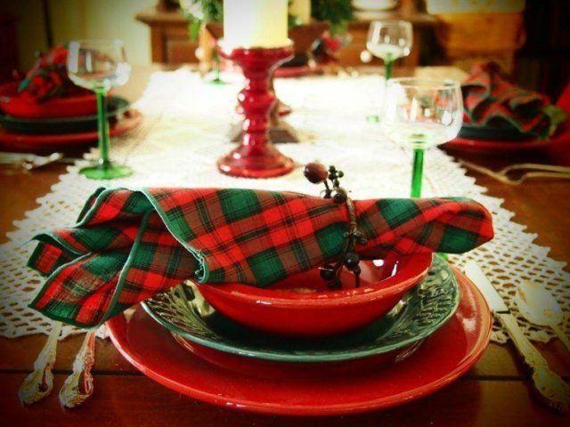 Table-Christmas-table-napkins