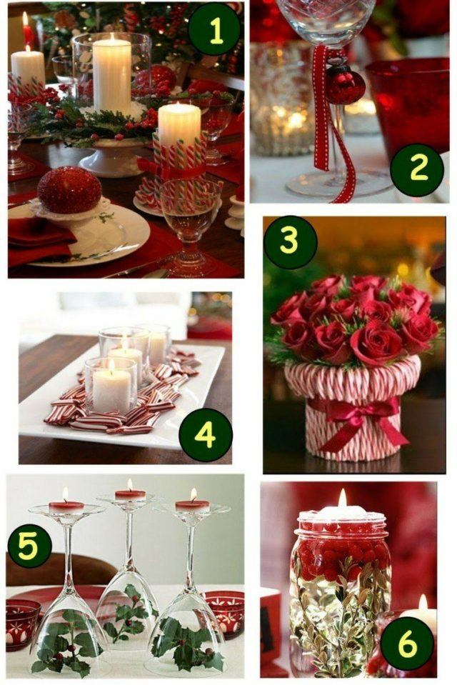 Table-top-Christmas-types