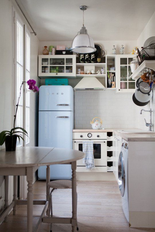 cocina-pequeña-the-parisien ktichen