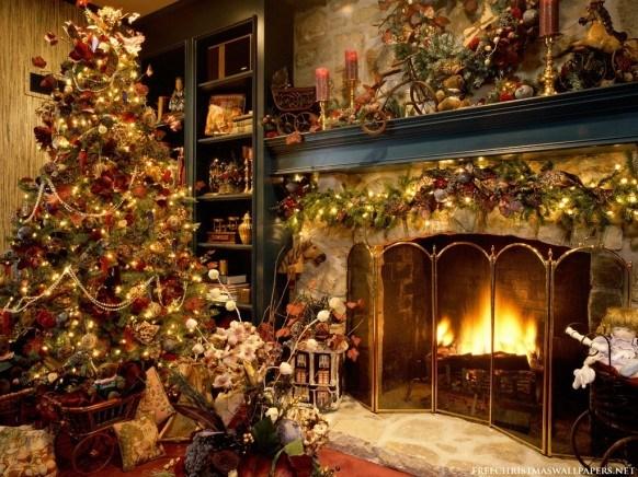 fotos-de-navidad-paisaje-decoracion-arbol