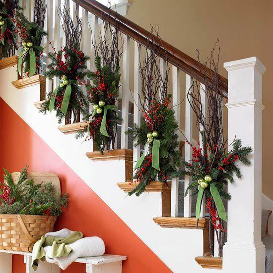 fotos-de-navidad-paisaje-decoracion-escaleras