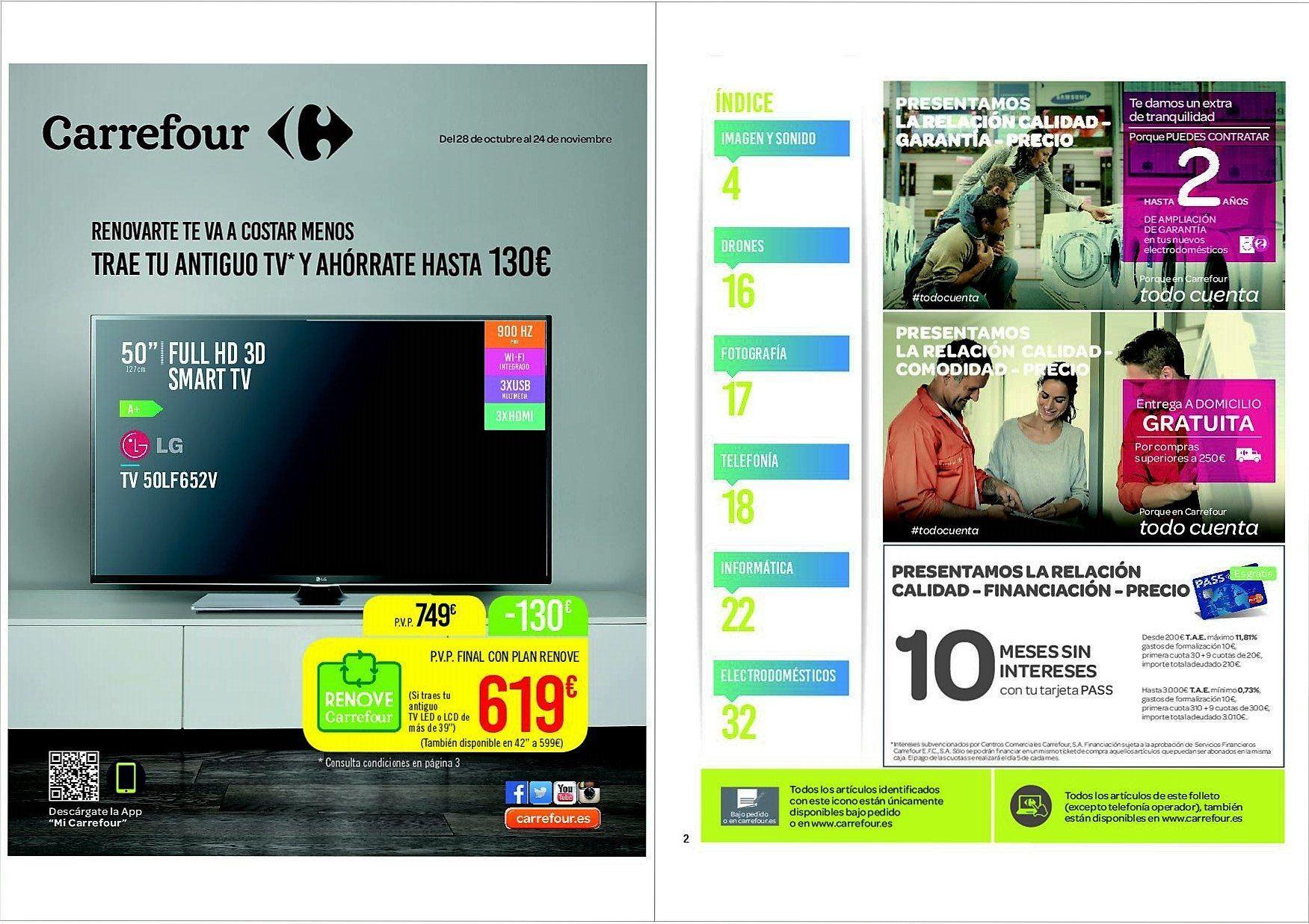 Cat logo de ofertas de carrefour - Carrefour menaje hogar ...