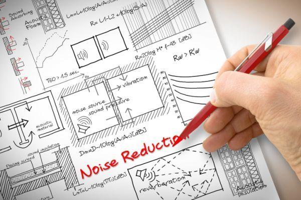 Plano fórmulas reducir ruido
