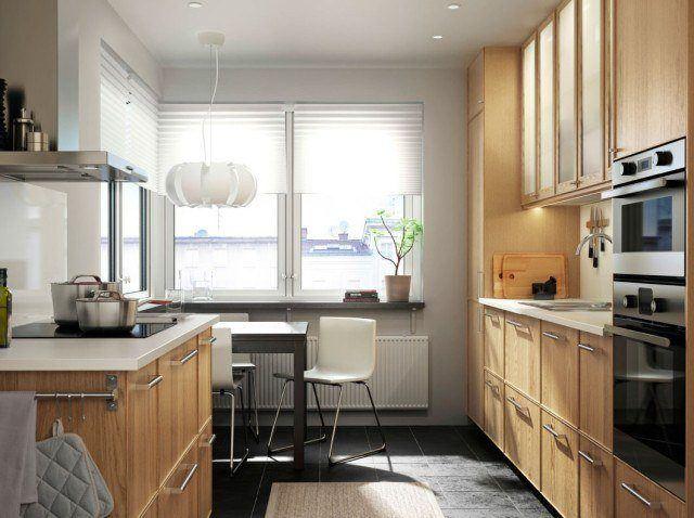 Cocinas baratas muebles de cocina baratos for Cocinas rusticas ikea