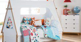 Decoración de dormitorios para niños   Tendencias 2018
