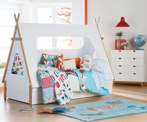 Decoración de dormitorios para niños   Tendencias 2016