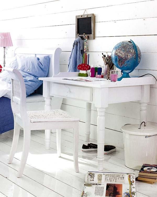 escritorios-juveniles-color-blanco