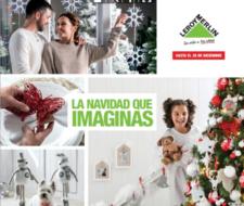 Catálogo Leroy Merlin Navidad 2017