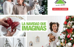 Catálogo Leroy Merlin Navidad 2016