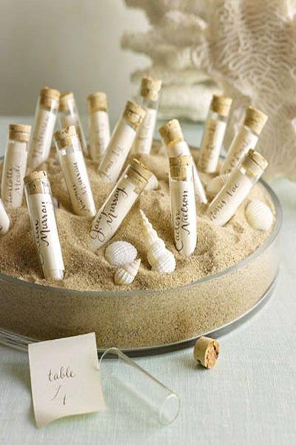 centros-de-mesa-para-boda-playa-mensajes-botella
