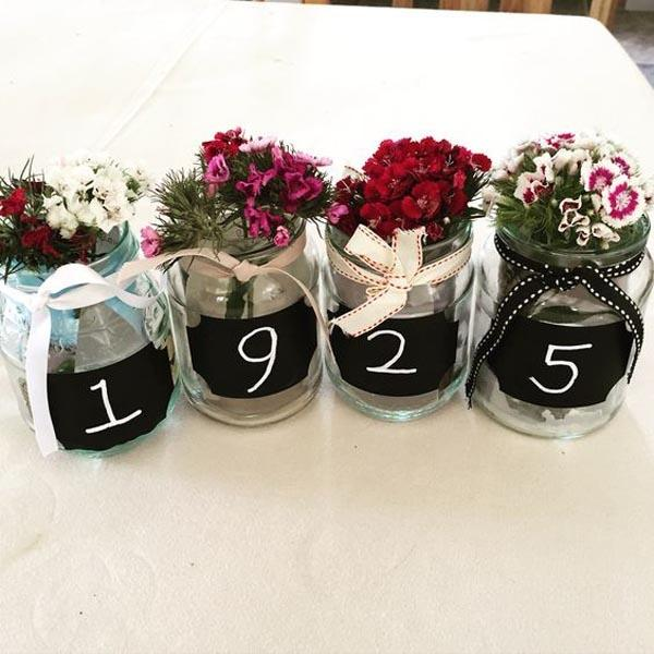 Table-to-birthday-year centers