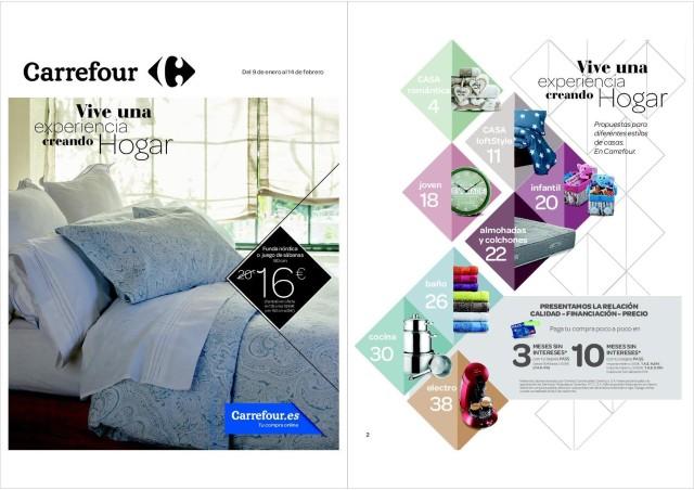 folleto carrefour febrero 20161