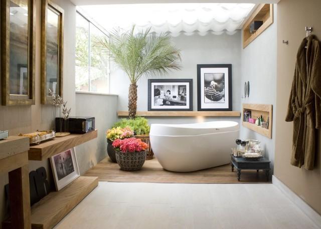 50-fotos-con-ideas-de-decoracion-para-baños-rusticos-2016-baños-con-plantas-y-flores